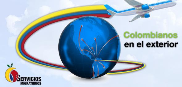 Colombianos En El Exterior Servicios Migratorios Cm